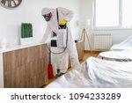 exterminator in work wear... | Shutterstock . vector #1094233289