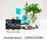 gift boxes of the famous... | Shutterstock . vector #1094235380