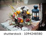 Bouquet With Potpourri And...