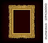 decorative vintage frames and... | Shutterstock .eps vector #1094260043