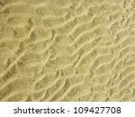 sand background texture | Shutterstock . vector #109427708