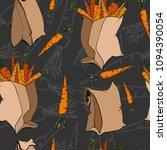 vector image. seamless texture... | Shutterstock .eps vector #1094390054