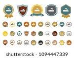 beach umbrella icon | Shutterstock .eps vector #1094447339