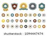 women suit  icon | Shutterstock .eps vector #1094447474