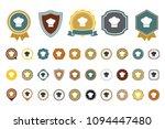 chef cap  icon | Shutterstock .eps vector #1094447480