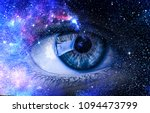 space abstract backdrop | Shutterstock . vector #1094473799