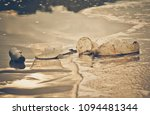 garbage in the sea affecting... | Shutterstock . vector #1094481344
