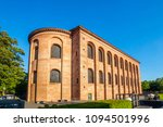 Trier  Palace And Constantin...