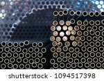 heat exchanger tube maintenance ... | Shutterstock . vector #1094517398