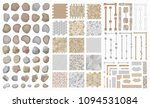 vector set. collection of... | Shutterstock .eps vector #1094531084
