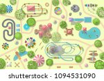 a vector illustration of... | Shutterstock .eps vector #1094531090