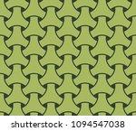 japanese seamless wicker... | Shutterstock .eps vector #1094547038