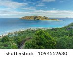 at the halfpoint of a hike to... | Shutterstock . vector #1094552630