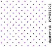 vortex pattern. seamless vector | Shutterstock .eps vector #1094558306