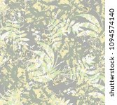 floral pattern in vector   Shutterstock .eps vector #1094574140