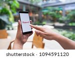 chiang mai  thailand   may 05... | Shutterstock . vector #1094591120