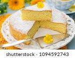 italian sweet cake torta... | Shutterstock . vector #1094592743