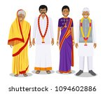 family and social concept.... | Shutterstock .eps vector #1094602886