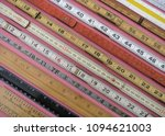 Folding rulers and measuring...