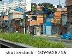 the favela park cidade jardim ...   Shutterstock . vector #1094628716