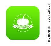 bio health food icon green... | Shutterstock .eps vector #1094629334