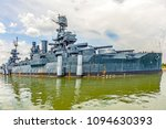 the famous dreadnought...   Shutterstock . vector #1094630393