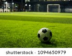 the local school football grass ... | Shutterstock . vector #1094650979
