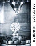 industrial metalworking cutting ... | Shutterstock . vector #1094663528