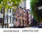 sunlight shines on the historic ... | Shutterstock . vector #1094701769