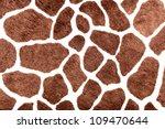 Giraffe Skin Print
