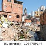 one river going threw...   Shutterstock . vector #1094709149