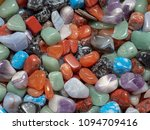 mineral stones collection | Shutterstock . vector #1094709416