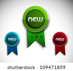 set of satisfaction guarantee... | Shutterstock .eps vector #109471859