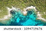 aerial drone bird's eye view... | Shutterstock . vector #1094719676