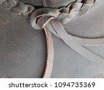 Vintage Brown Leather...
