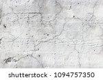 texture of gray concrete.... | Shutterstock . vector #1094757350