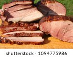 homemade traditional smoked... | Shutterstock . vector #1094775986