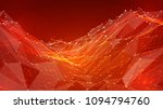 abstract vector background with ... | Shutterstock .eps vector #1094794760