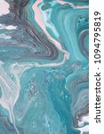 acrylic  paint  abstract.... | Shutterstock . vector #1094795819