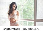 portrait of asian sexy woman... | Shutterstock . vector #1094803373