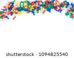 stationery color pins used in... | Shutterstock . vector #1094825540