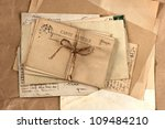 Old Letters And French Post...