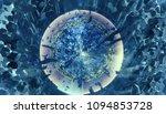 3d rendering of digital... | Shutterstock . vector #1094853728