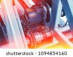 industrial automotive machine... | Shutterstock . vector #1094854160