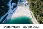 aerial view of porto vathy... | Shutterstock . vector #1094859068