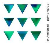 vector gradient reverse... | Shutterstock .eps vector #1094870738