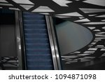 the way upstairs. close up... | Shutterstock . vector #1094871098