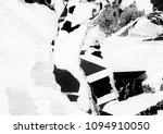old grunge ripped torn vintage... | Shutterstock . vector #1094910050
