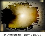 dark stains watercolor... | Shutterstock .eps vector #1094915738