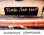 Funk   Hip Hop Vinyl Placard ...